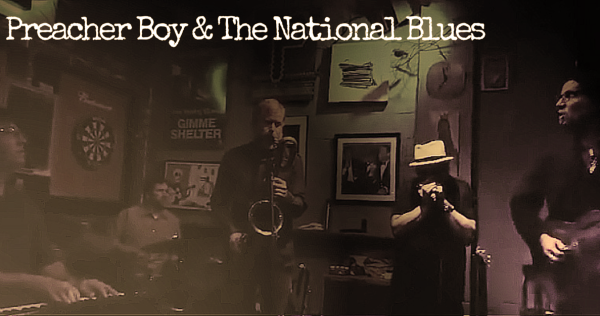 Preacher Boy & The National Blues_2