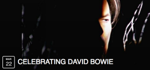 #CelebratingDavidBowie