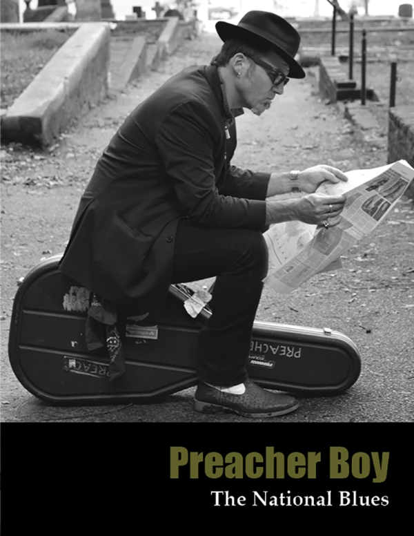 Preacher Boy - The National Blues - Lyrics